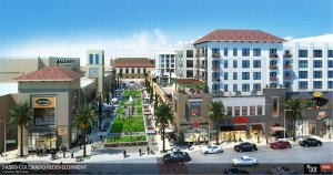 Paseo Colorado Rendering #1