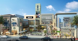 Paseo Colorado Rendering #2